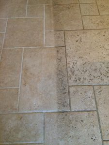 Tile and Grout Monster CARRICKFERGUS Stone Floor Cleaning 5