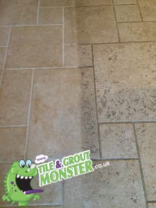 TILE AND GROUT MONSTER TILE AND GROUT CLEANING SERVICE CARRICKFERGUS, NORTHERN IRELAND